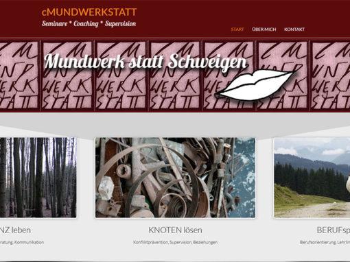 Website Lebensberatung