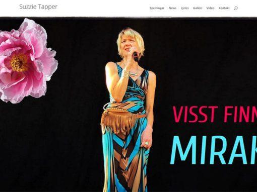 Website Suzzie Tapper