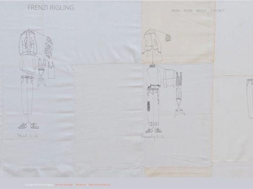 Website Frenzi Rigling